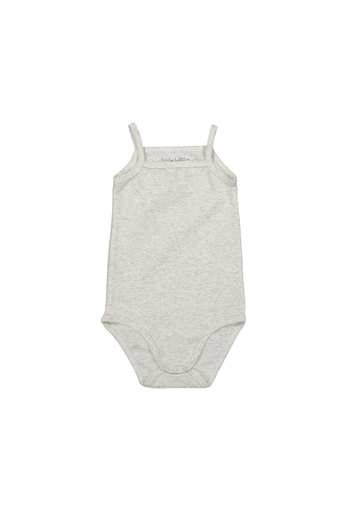 The Cotton Tank Onesie - Oatmeal Layette Lovely Littles