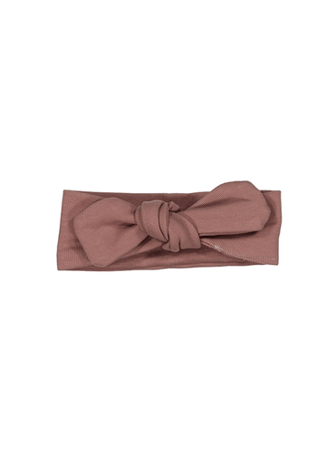 The Cotton Headband - Rosewood Layette Lovely Littles