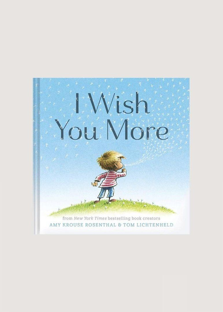 i wish you more Book Chronicle Books