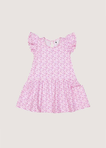 pink hearts dress Dress Lucky Jade