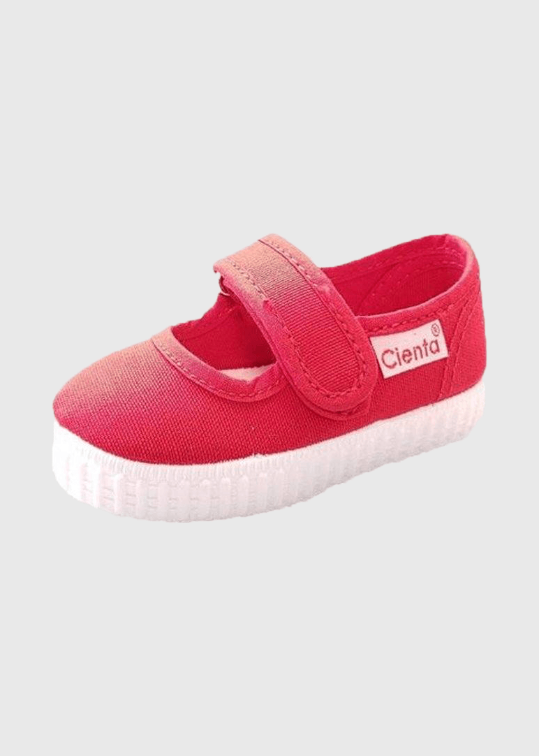 red mary jane Shoes Cienta