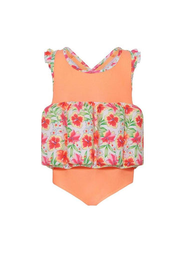Tropical Floatsuit Swim Sunuva
