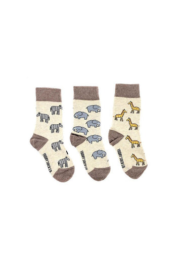 Safari Sock Set Accessory Friday Sock Co.