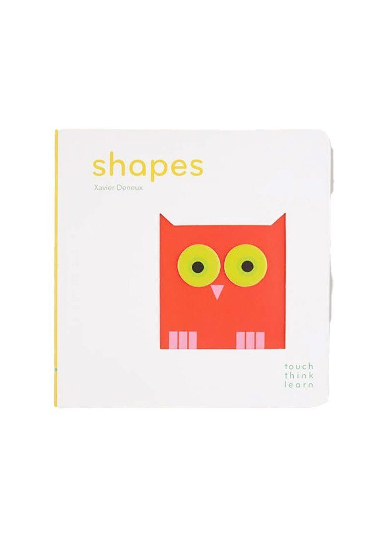 TouchThinkLearn: Shapes Books Chronicle Books