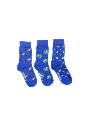 Space Sock Set Accessory Friday Sock Co.