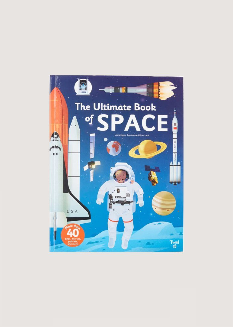 The Ultimate Book of Space Books Chronicle Books