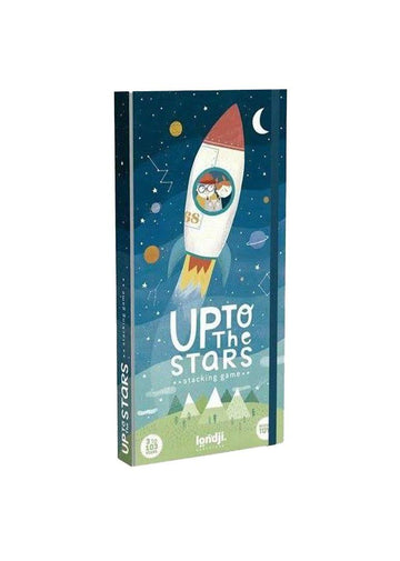 Up to the Stars Stacking Game - 16 pcs Toy Londji