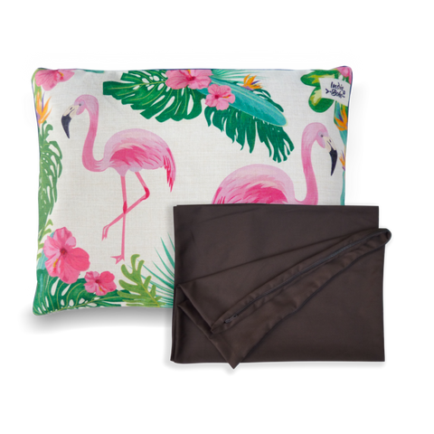 Indie ECO Pet Bed - Flamingo (Toucan) Paradise