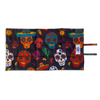 Mexican Skulls Dog Travel Mat