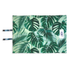 Tropical Leaves Travel Mat