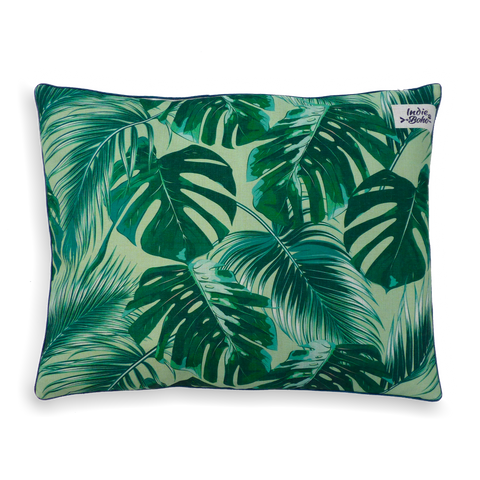 Tropical Leaves – MEDIUM Bed