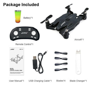 JJRC Foldable Pocket Drone™