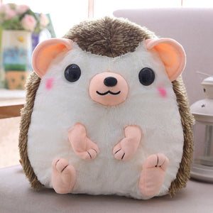 Cute Hedgehog Plush Toy Doll  Children School Bag™