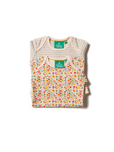Load image into Gallery viewer, Autumn Blossom Baby Vest 2 Pack Set