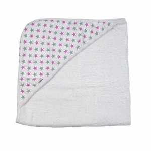 Star Print Bath / Swimming Towel