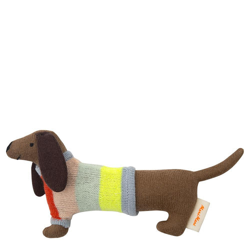 Sausage Dog Rattle