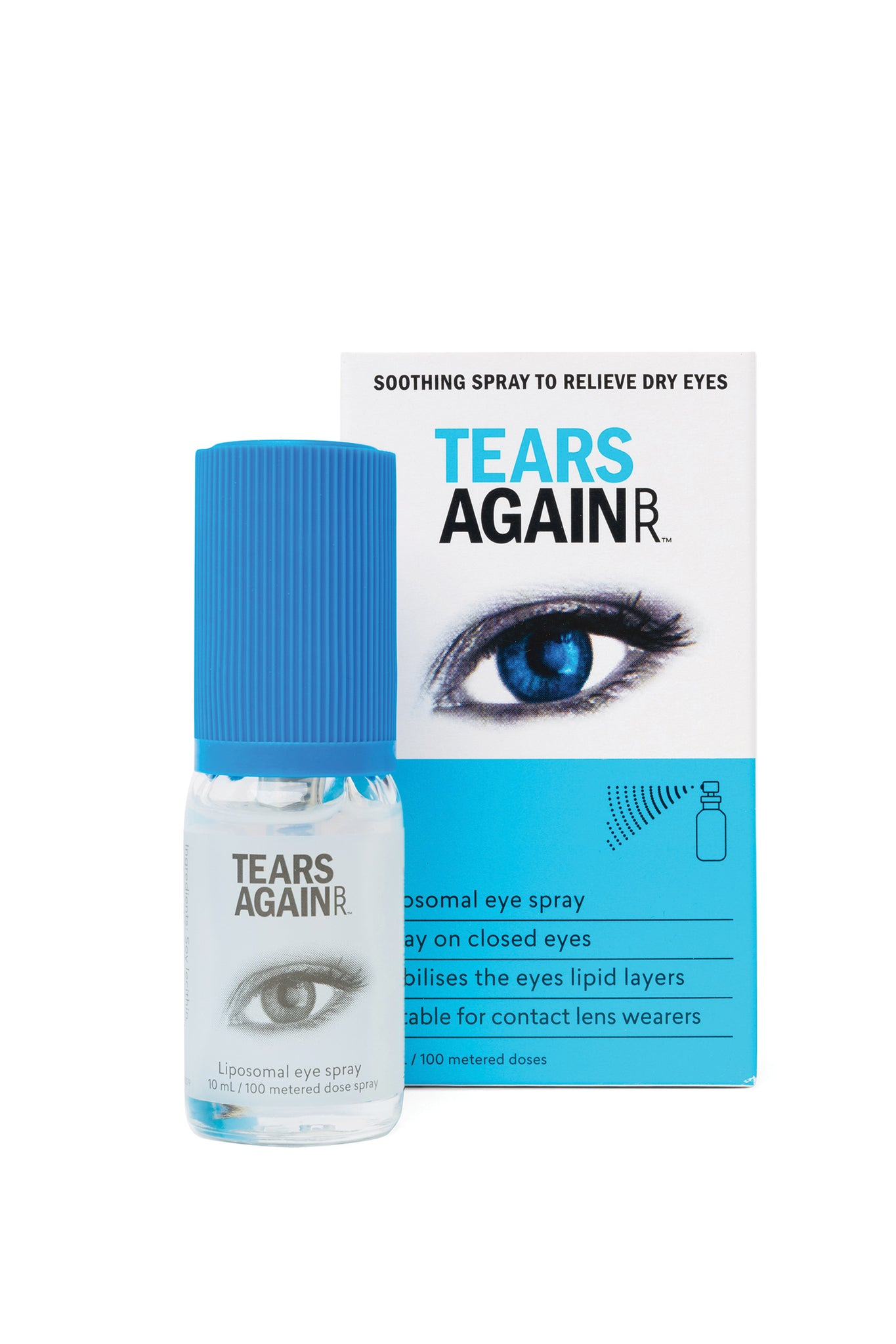 TearsAgain Eye Spray