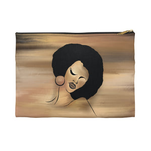 Ebony Queen Accessory Pouch