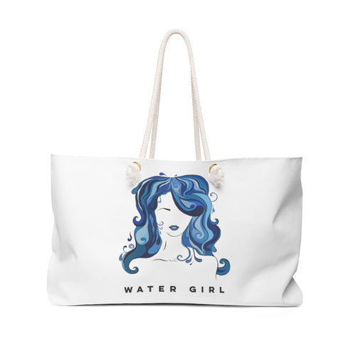 Water Girl Weekender Bag
