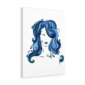 Water Girl Canvas (Large)