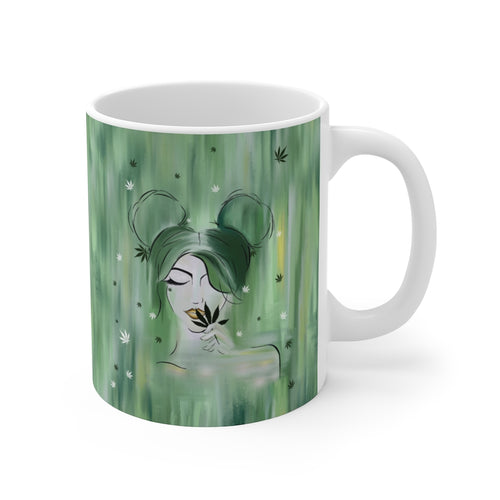 Mary Jane Coffee Mug