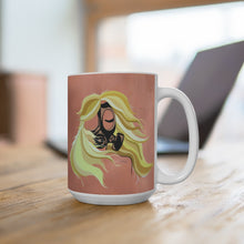 Toxic Girl Coffee Mug 15oz