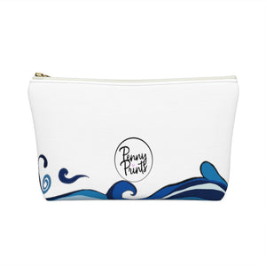 Water Girl Accessory Pouch w T-bottom