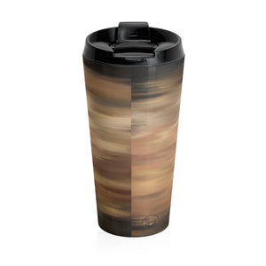 Ebony Queen Steel Travel Mug