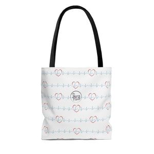 Nurse Girl Tote Bag