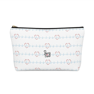 Nurse Girl Accessory Pouch w T-bottom
