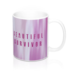 Beautiful Survivor Limited Mug 11oz