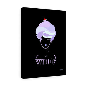 Cupcake Girl Limited Canvas (Small)