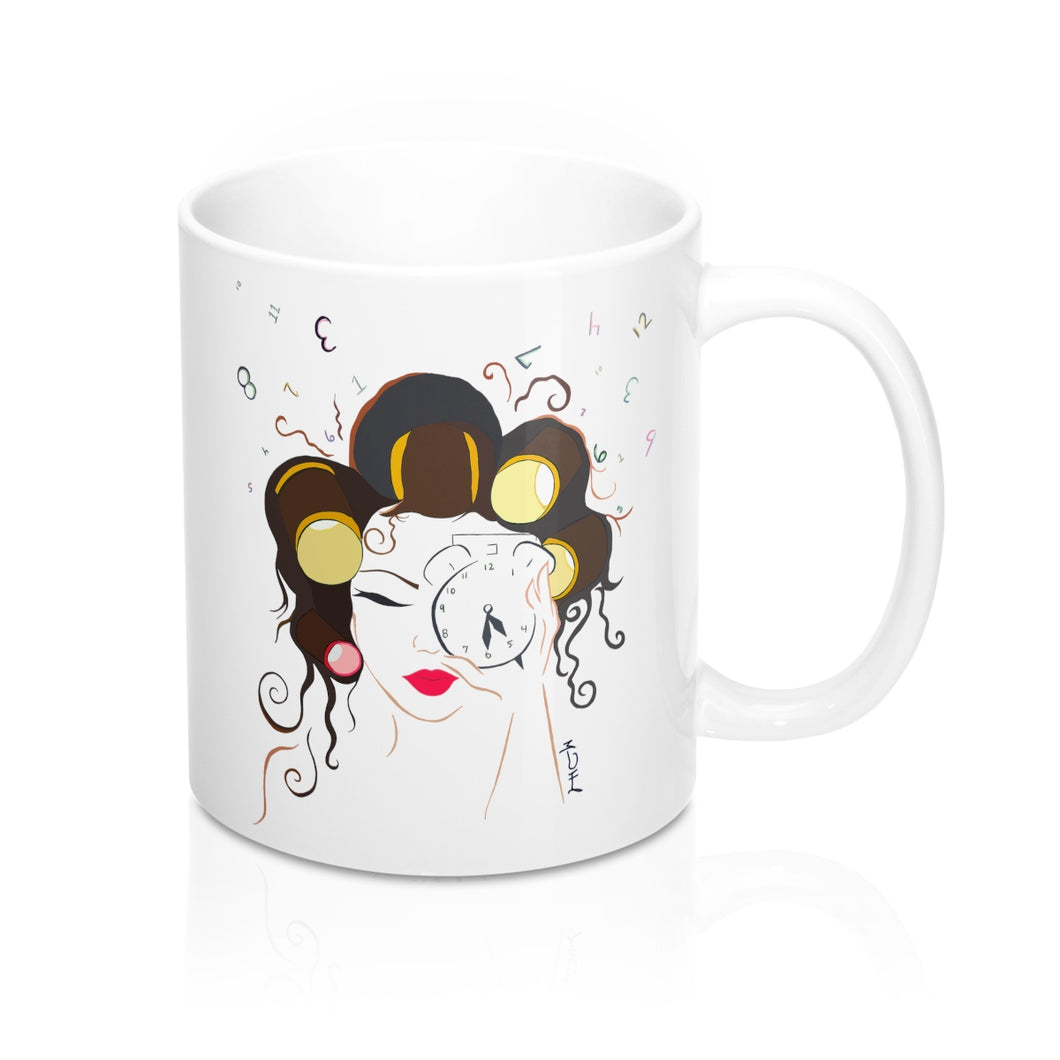 Morning Girl Mug 11oz
