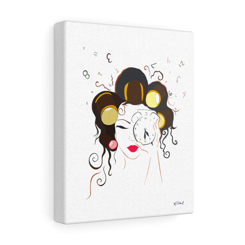 Morning Girl Canvas (Small)