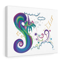 Unicorn Girl Canvas (Small)