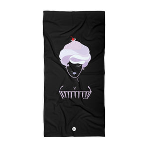Cupcake Girl Limited Beach Towel