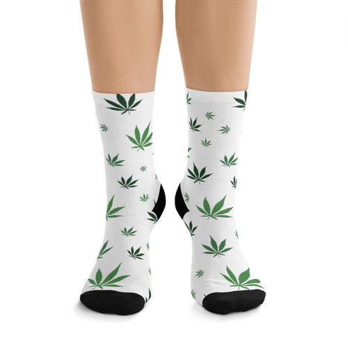 Mary Jane Girl Socks