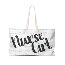 Nurse Girl Weekender Bag