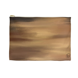 Ebony Queen Accessory Pouch : Queen Brown