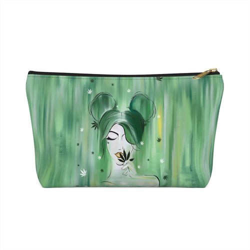 Mary Jane Accessory Pouch w T-bottom