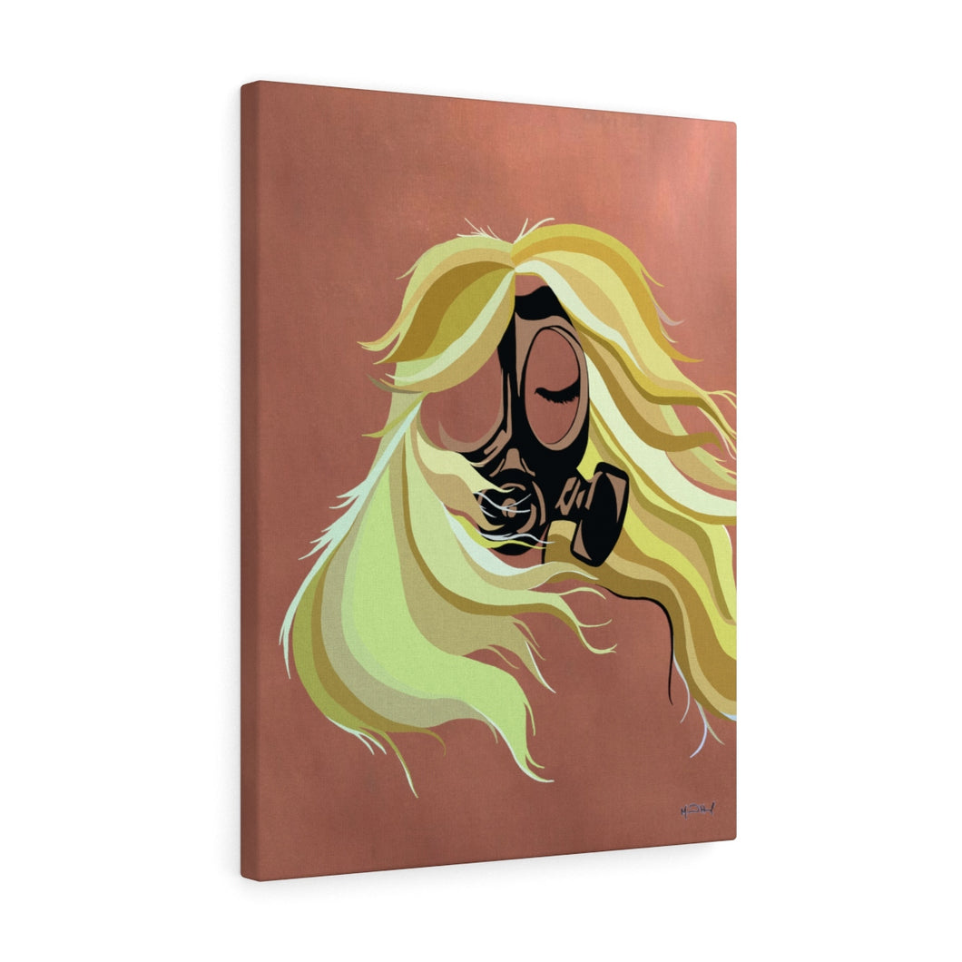 Toxic Girl Canvas (Large)