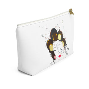 Morning Girl Accessory Pouch w T-bottom