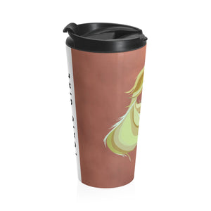 Toxic Girl Stainless Steel Travel Mug