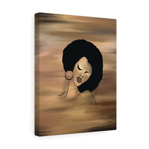 Ebony Queen Canvas (Small)