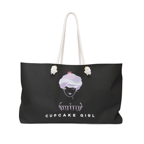 Cupcake Girl Limited Weekender Bag