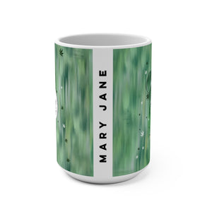 Mary Jane Girl Coffee Mug 15oz