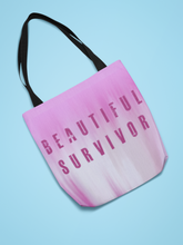 Beautiful Survivor Tote Bag