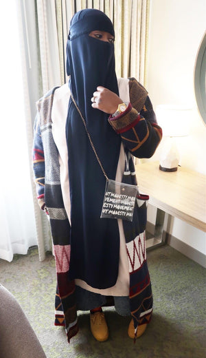 Tribe Vibes Sweater Cardigan Duster