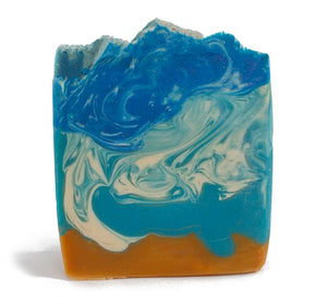 Tropical paradise body soap