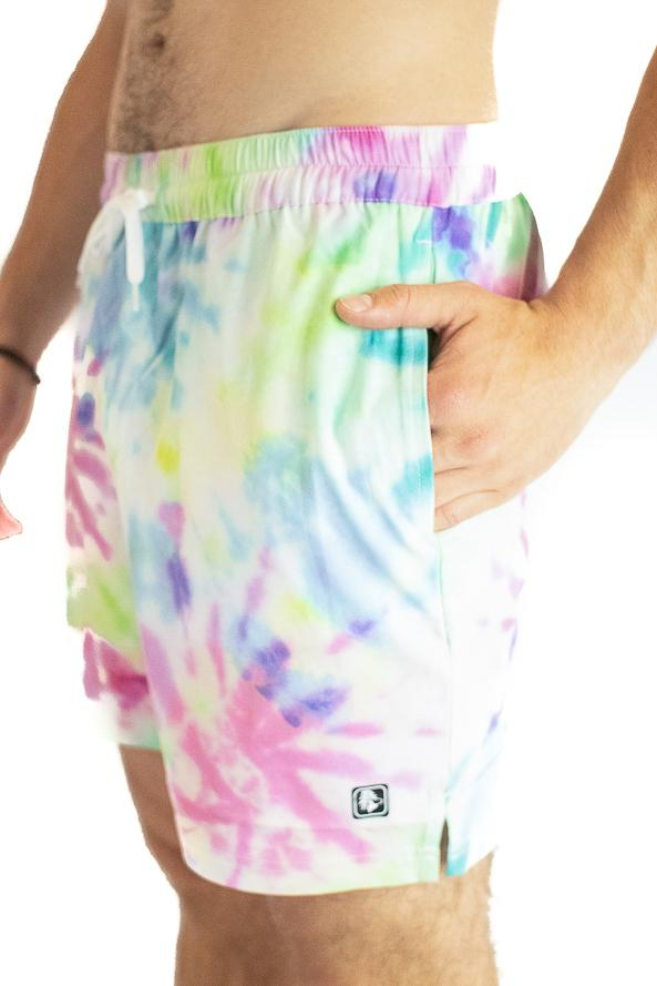 Woodstock Tye Die Volley Reciclado
